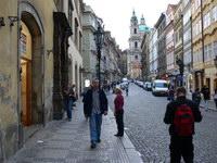 VI Międzynarodowa Konferencja SYSTEMY WSPOMAGANIA W ZARZĄDZANIU ŚRODOWISKIEM - Harrachov (Czechy) 2009 p1100853_t.jpg